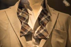 Łęku krawat Zdjęcia Royalty Free