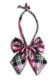 łęku mody krawat Obraz Stock