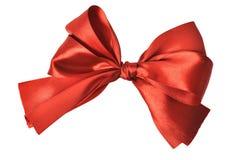 łęku ornamental czerwień Zdjęcie Royalty Free
