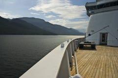 łęku statek Zdjęcia Royalty Free