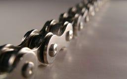 łańcuch roweru Zdjęcia Stock