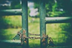 Łańcuchy Zdjęcia Stock