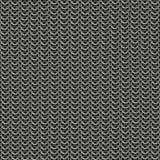 łańcuszkowa tkanina Zdjęcia Stock