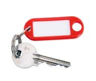 łańcuszkowy klucz Zdjęcie Stock