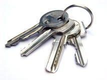 łańcuszkowy klucz Obraz Royalty Free