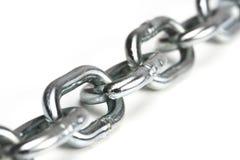 łańcuszkowy metal Zdjęcie Royalty Free