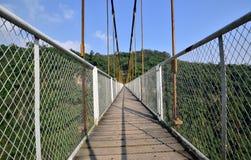 Łańcuszkowy most Zdjęcia Royalty Free