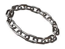 łańcuszkowy pierścionek Obraz Stock