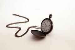 Łańcuszkowy zegarek Fotografia Stock