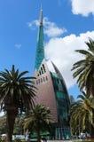 Łabędzi Dzwonkowy wierza w Perth, Australia Fotografia Stock