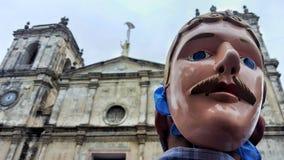 Łacińska tradycyjna kultura Nicaragua Obraz Royalty Free