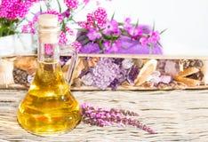 Ładna butelka pachnidło obrazy royalty free