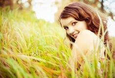 ładna kobieta Fotografia Stock