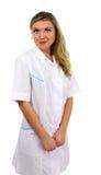 Ładna pielęgniarka Zdjęcia Stock