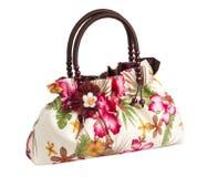 ładna torebki dama Zdjęcie Stock