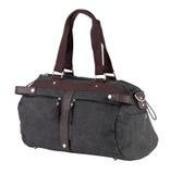 ładny brezentowy bagaż Zdjęcia Royalty Free