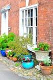 ładny chałupa ogródu szczegół Obraz Stock