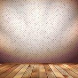 Ładny drewniany podłogowy tło. EPS 10 Obraz Royalty Free