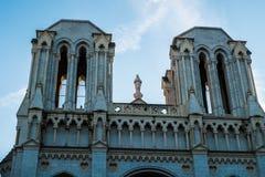 Ładny kościół obrazy royalty free