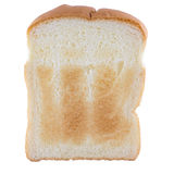 Ładny wznoszący toast chleb Obraz Royalty Free