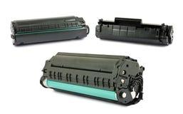 Ładownicy dla drukarki laserowej fotografia stock