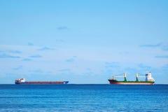 Ładunków statki Fotografia Stock