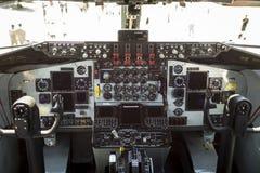 Ładunku samolotu wskaźniki Fotografia Stock