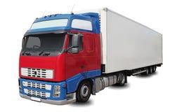 ładunku szczegółu niska część ciężarówka Zdjęcie Stock