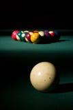 Łamań Billiards zdjęcie royalty free