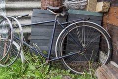 łamany bicykl bez kół Zdjęcie Stock