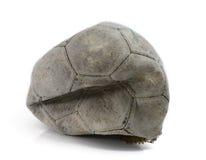 Łamany futbol obrazy stock