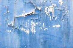 Łamany kolor i rdzewiejący obraz stock