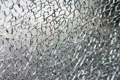 łamany szkło Obrazy Stock