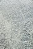 Łamany Szklany tekstury tło Obrazy Stock