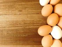 łasowań jajka Fotografia Royalty Free