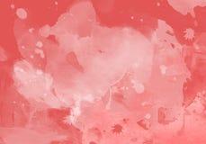 Łata wodnego koloru grafiki koloru muśnięcie muska łaty Fotografia Stock