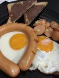 Łatwy śniadanie Obraz Stock