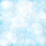 łatwy używać błękitny tła bokeh Zdjęcia Stock