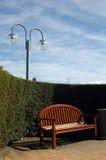 ławek światła Zdjęcie Stock