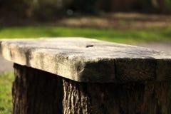 ławka Zdjęcia Stock