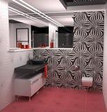 łazienka ilustracja wektor