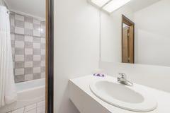 Łazienka gościa pokój obrazy stock