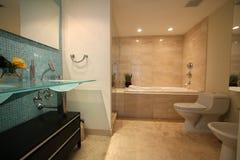 łazienka luksus Obraz Stock