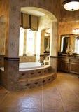 łazienka luksusowa fotografia stock