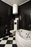 łazienka mała fotografia royalty free