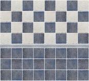Łazienka marmuru płytki mozaika fotografia stock
