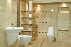 łazienka minimalista zdjęcia royalty free