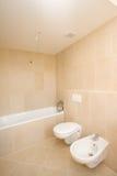 łazienka nowa zdjęcie royalty free
