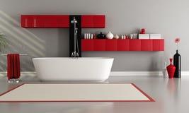 łazienka nowożytna ilustracja wektor