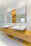 łazienka nowożytna fotografia royalty free
